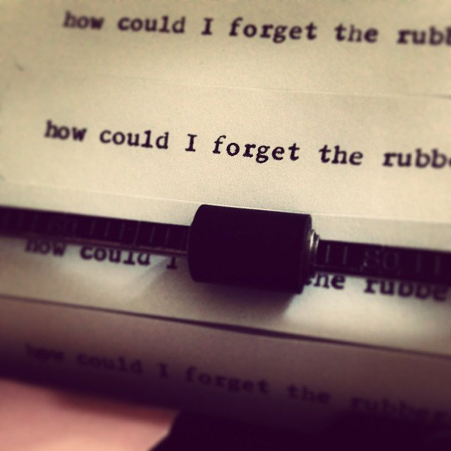 how-could-i-forget-billimarie-typewriter-poetry-artisanal-la